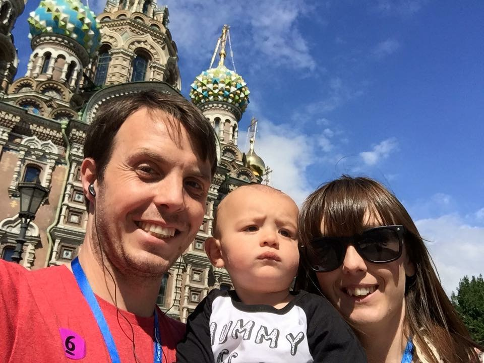 P&O Baltic cruise: Taking a toddler to St Petersburg, Russia
