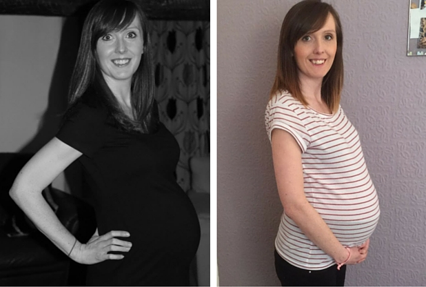 Pregnancy update: 32 week bump and the anti Slimming World