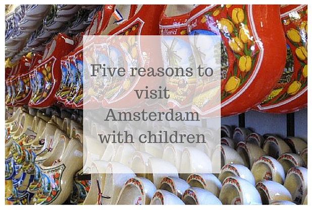 Visit Amsterdam with children