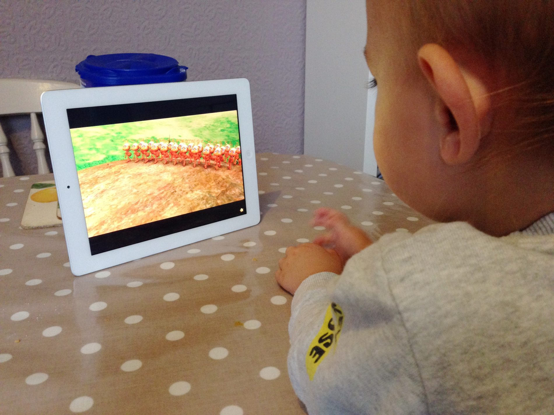 My love/hate relationship with toddlers and YouTube