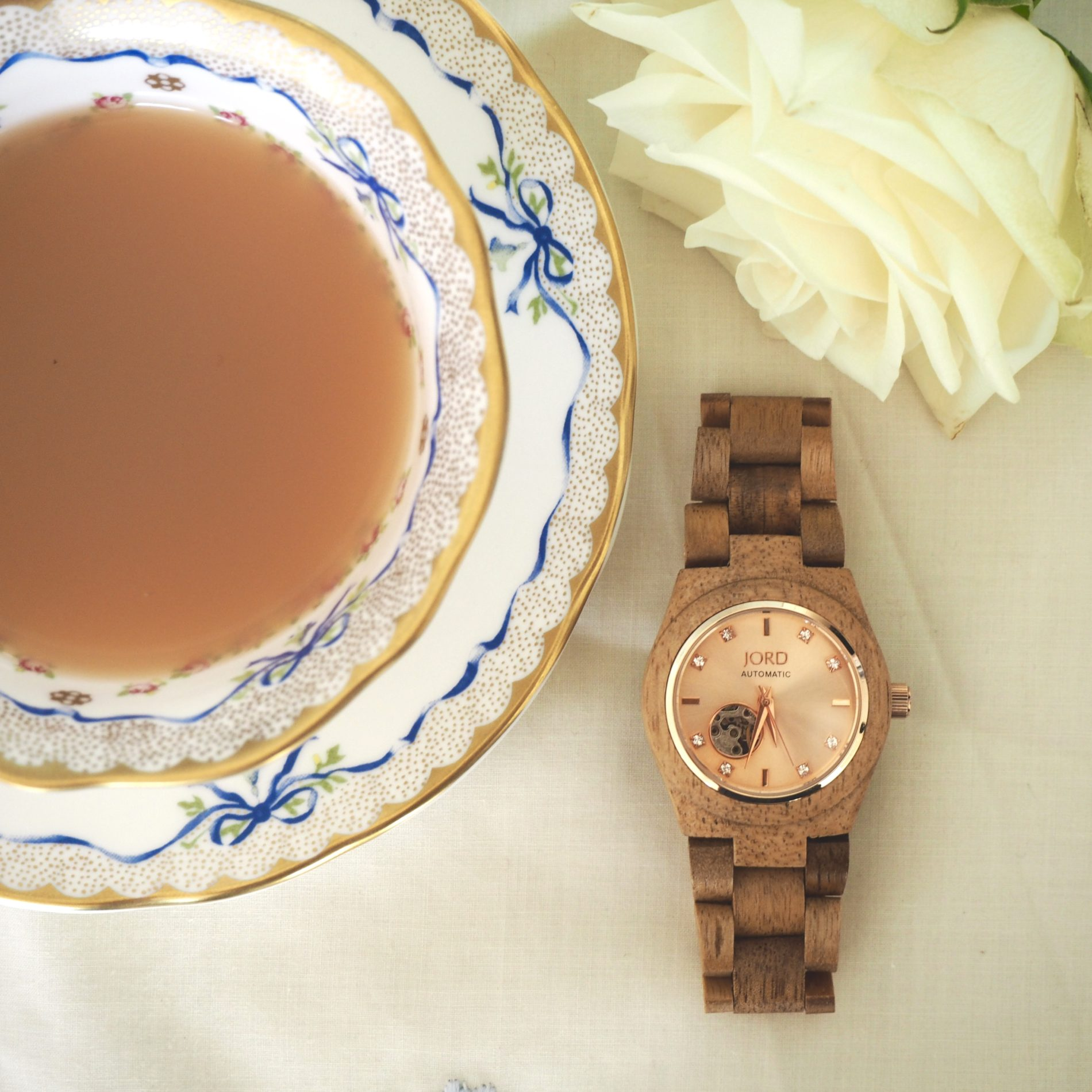 Autumn styling and a Jord Wooden Watch review