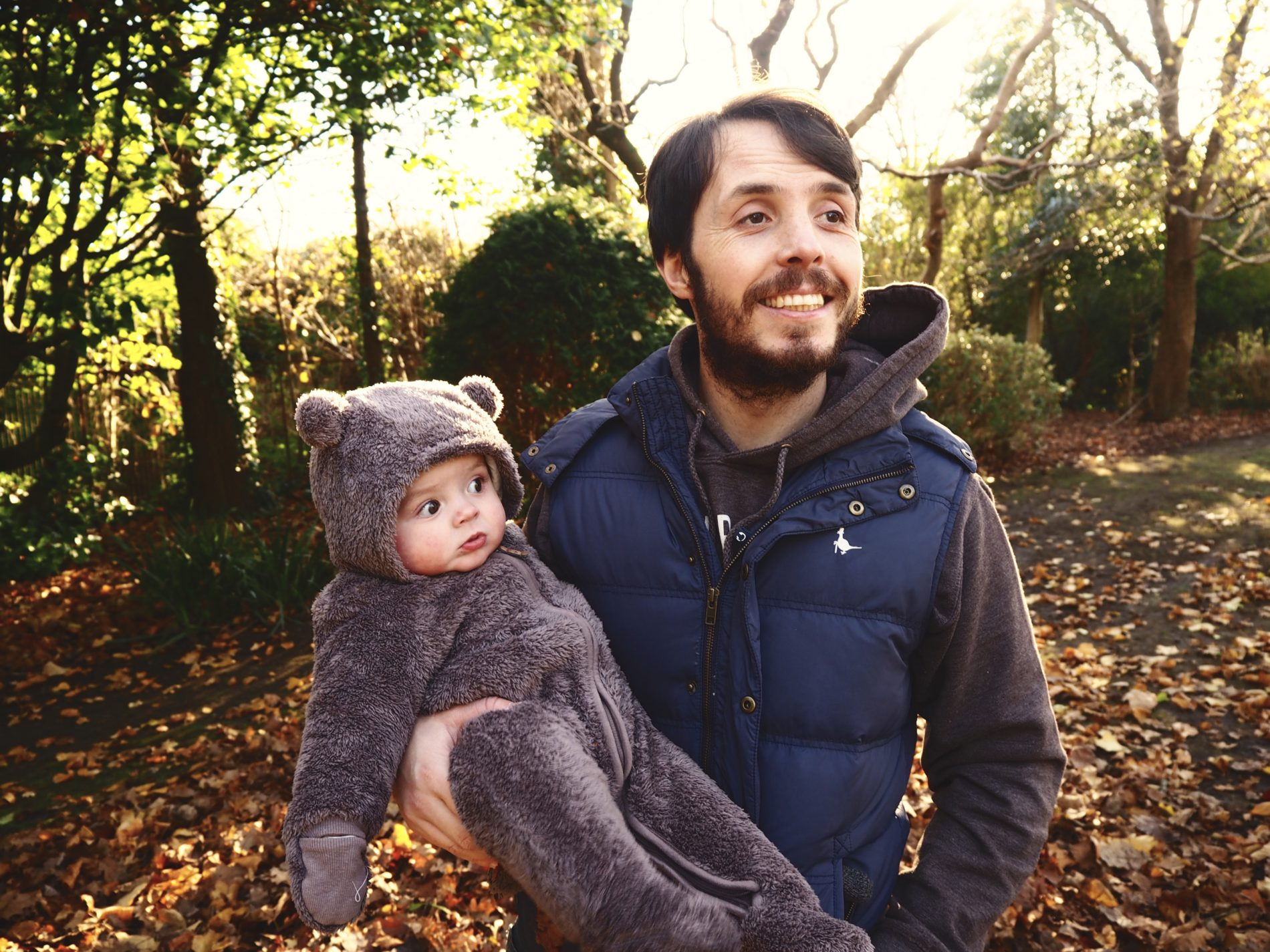 Shared parental leave half way through - a dad's experience