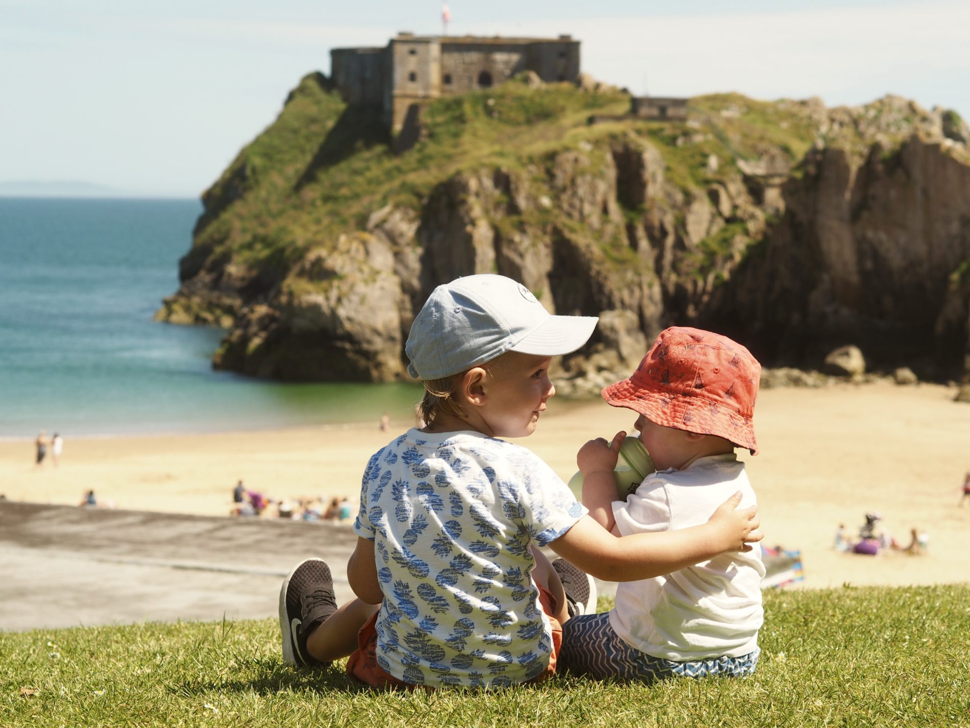 UK heatwave and an impromptu trip to Tenby