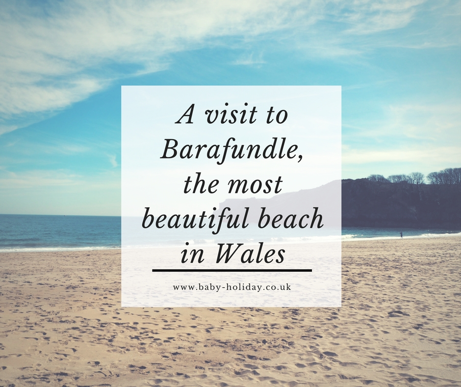 A visit to Barafundle, the best beach in Wales (plus vlog)