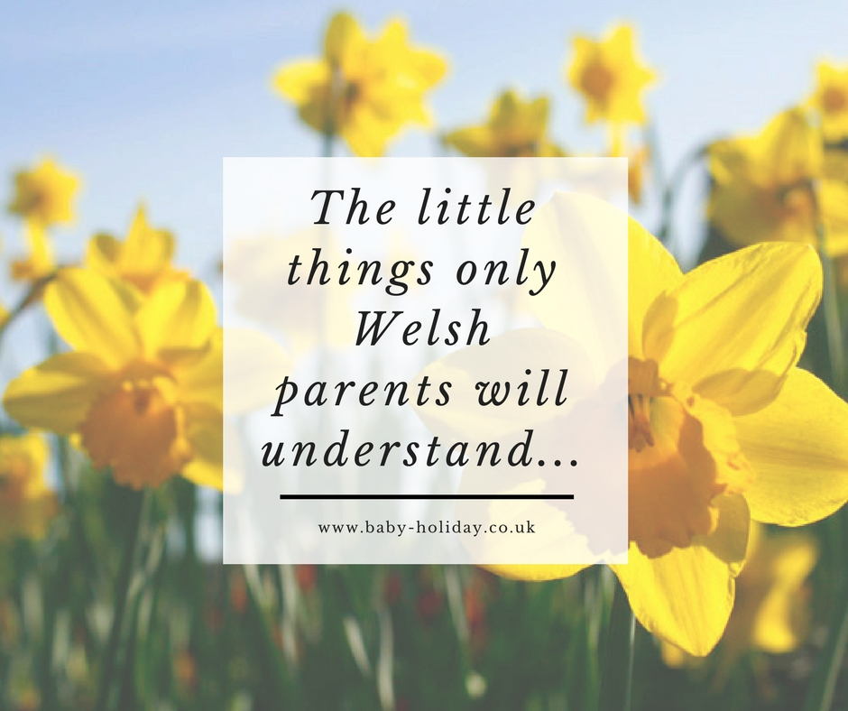 Things only Welsh parents will understand