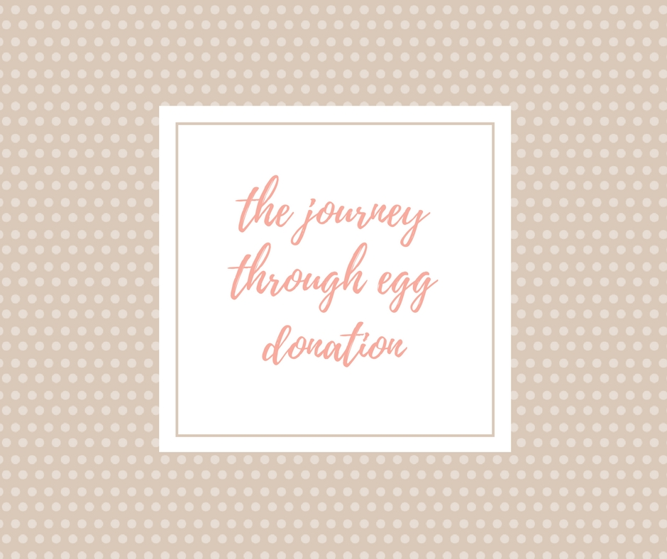 Learning about the journey to parenthood through egg donation