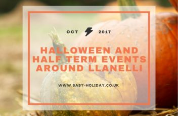 Halloween events in and around llanelli