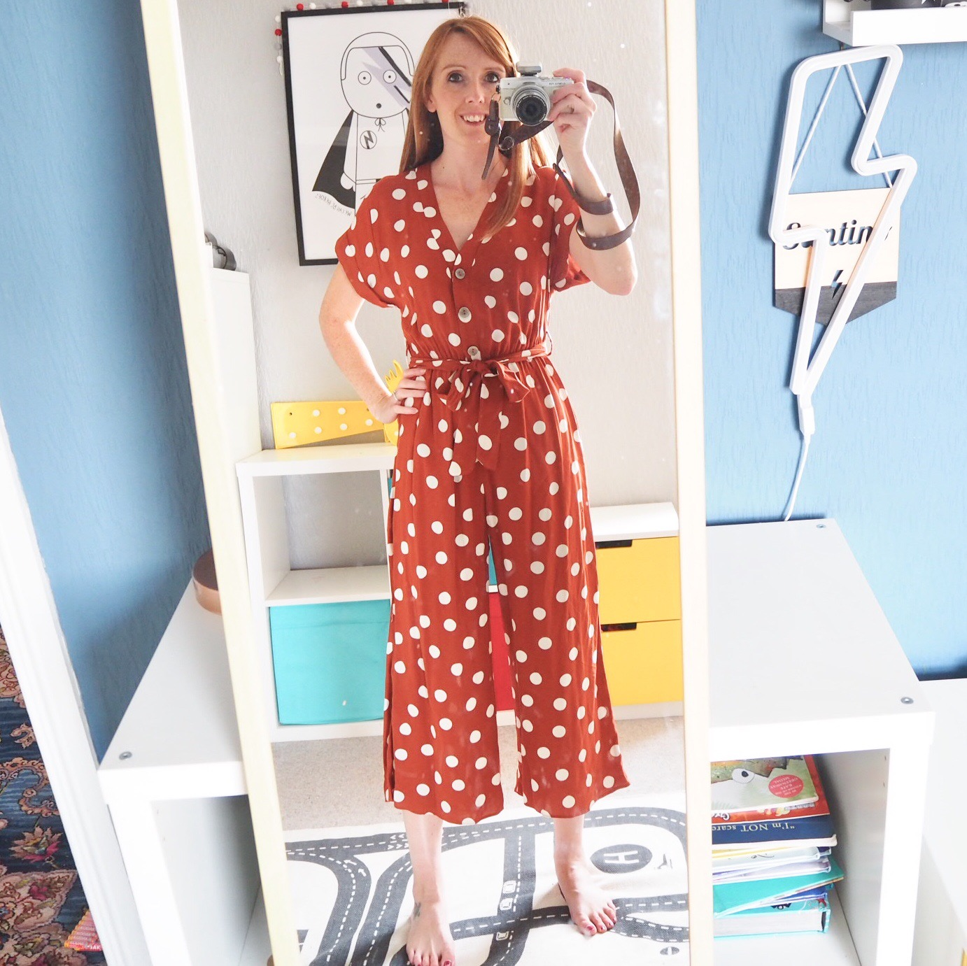 What Mama Bought: A load of New Look polka dot prints
