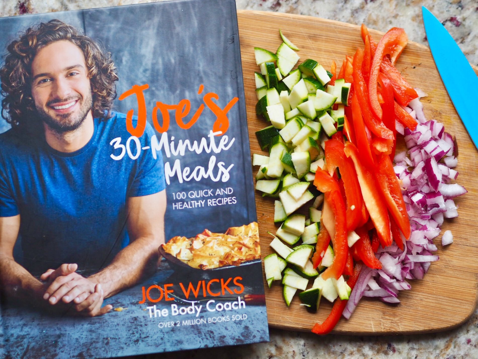 What we eat: A Joe Wicks inspired weekly family meal plan