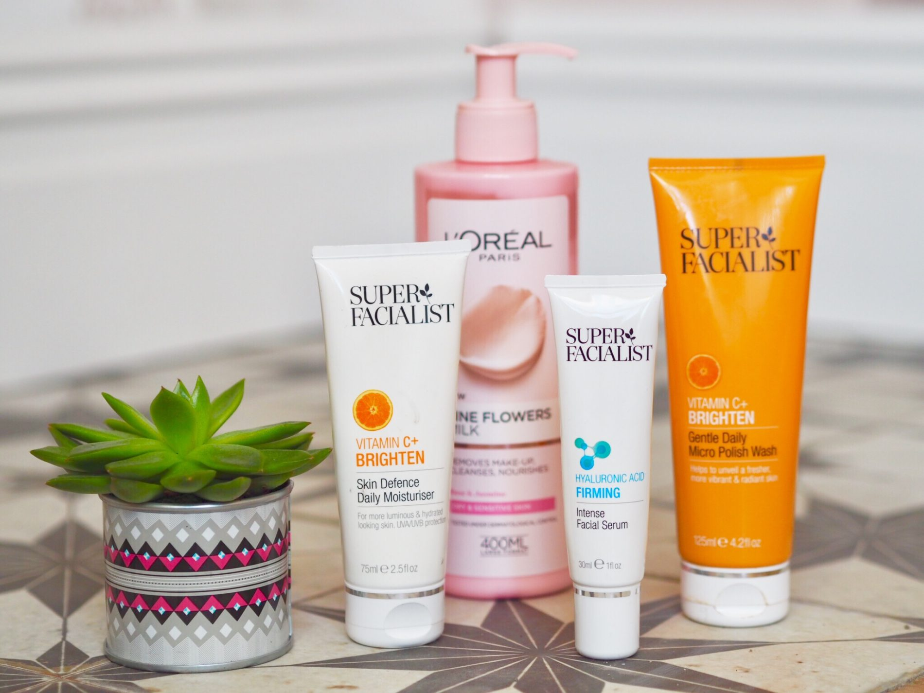Skincare for a busy mother: My current beauty buys