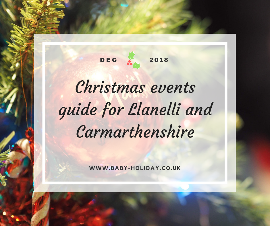 Llanelli Christmas events guide