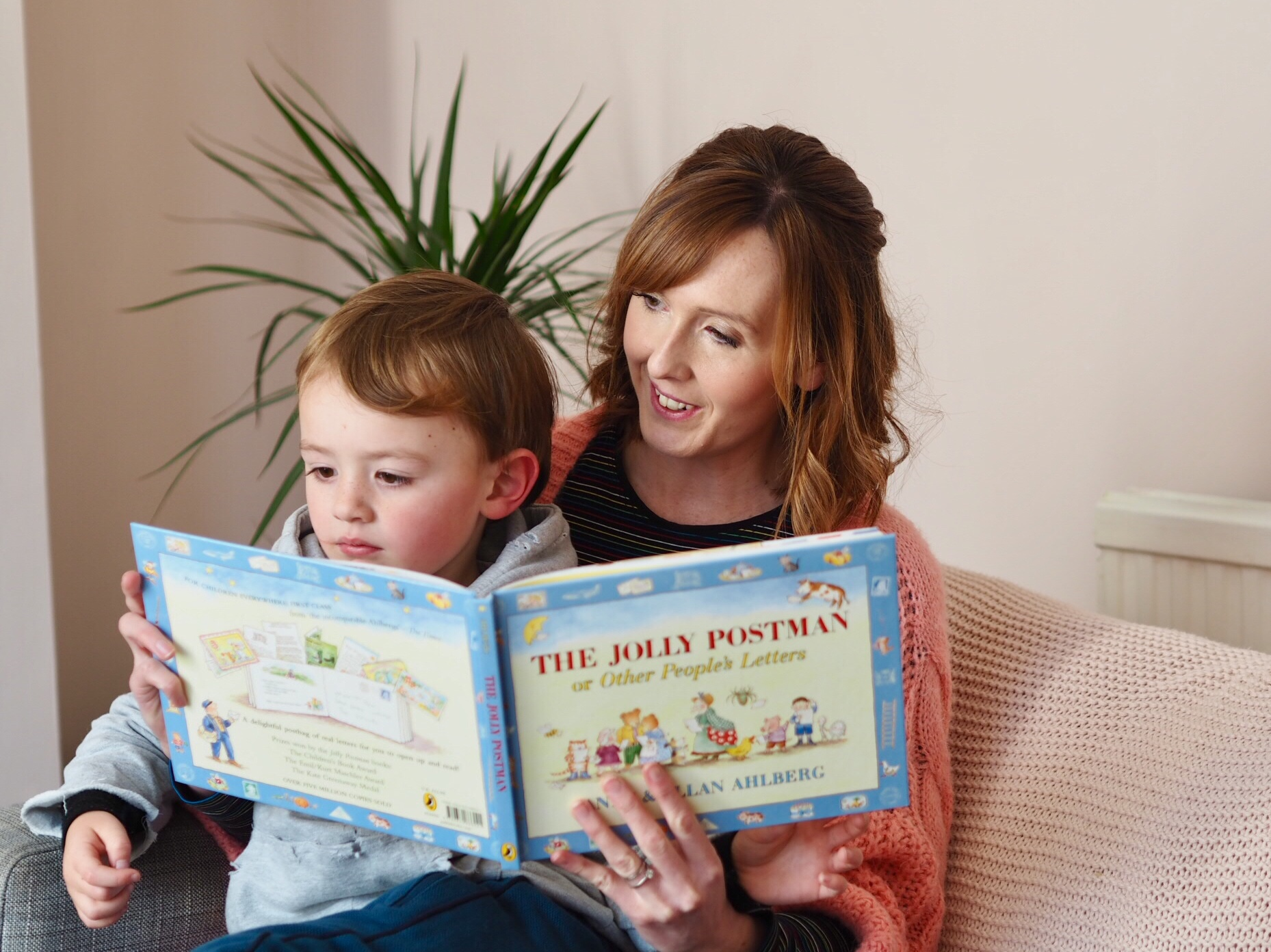 (AD) Sharing a love of reading ahead of World Book Day