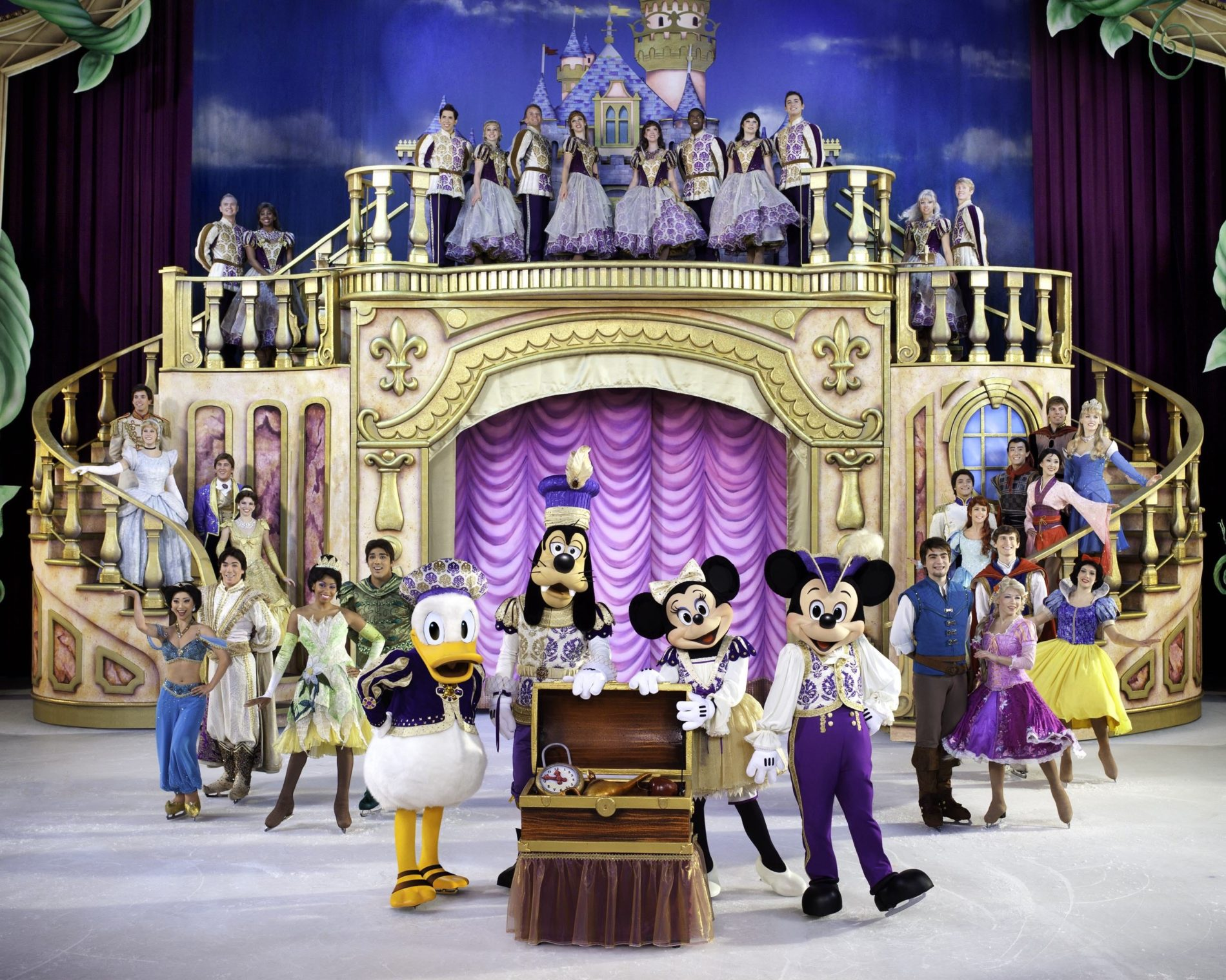 Wonderful World of Disney on Ice at Cardiff Motorpoint Arena - review